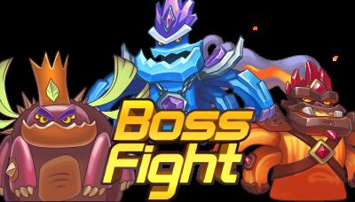 Boss wild worlds challenge