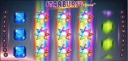 Starburst Challenge Turbo Casino
